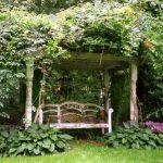 Decoration de jardin anglais