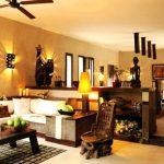Decoration africaine pour maison