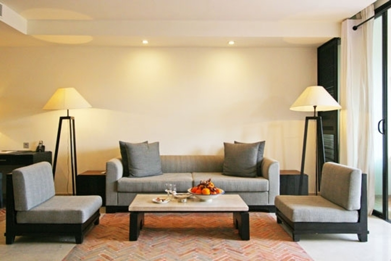 Décoration salon simple - Design en image