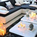 Decoration table salon