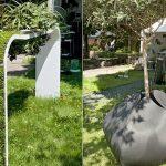 Décoration de jardin design