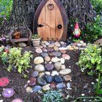 Décoration jardin arbre
