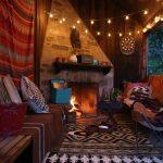 Décoration interieur hippie