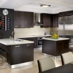 Interior decoration design for kitchen