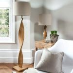 Lampes salon decoration
