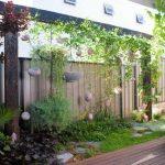Decoration a suspendre jardin