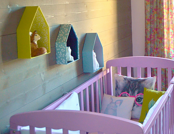 Idees de fait main: Deco Chambre Bebe Fille Fait Main