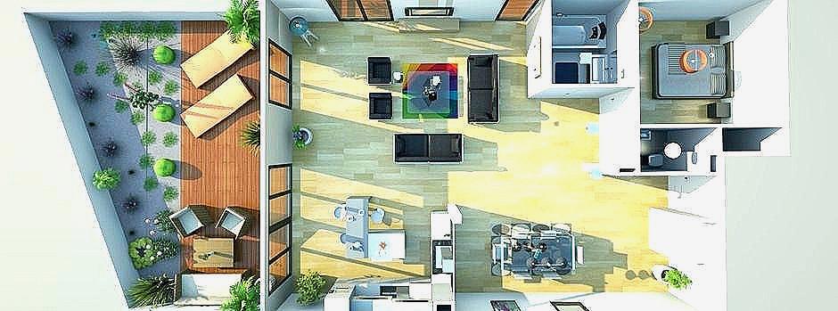 amenagement maison 3d
