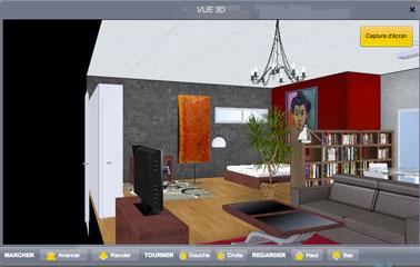 Logiciel Simulation Décoration Interieur