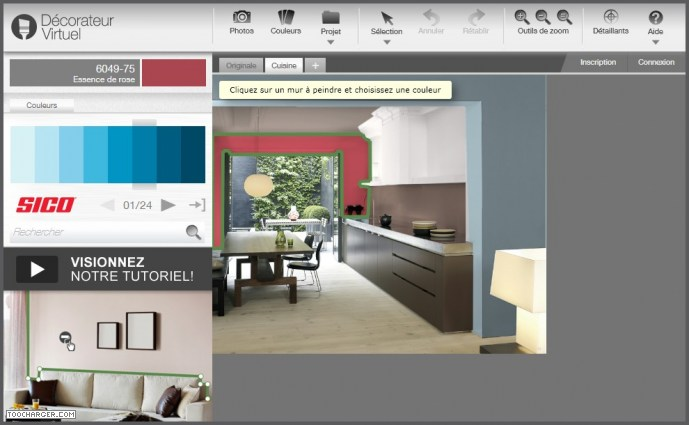 Programme Decoration Interieur Gratuit