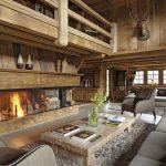 Decoration maison chalet