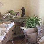 Decoration salon provencal