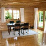 Décoration intérieur en bois