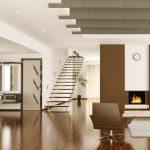 Modele de decoration interieure maison