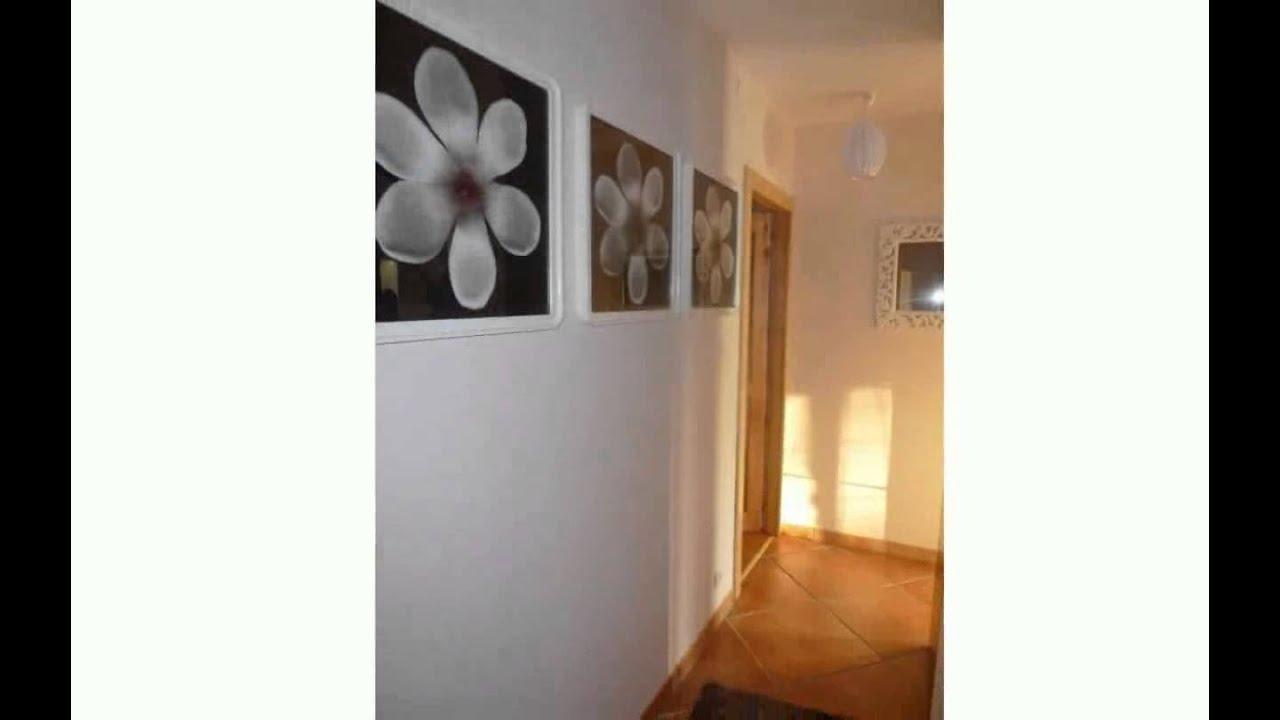 Decoration murale pour couloir etroit