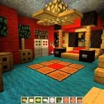 Minecraft decoration salon