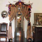 Decoration interieur maison halloween