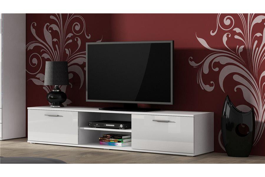 Chloe decoration meuble tv design moss