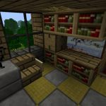 Decoration interieur minecraft