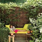 Decoration palissade jardin