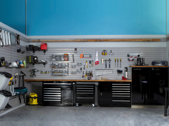 Decoration interieur garage
