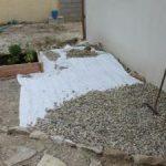 Décoration jardin avec gravillons