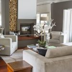 Decoration design for living room