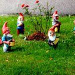 Nain de jardin décoration
