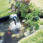 Decoration fontaine de jardin