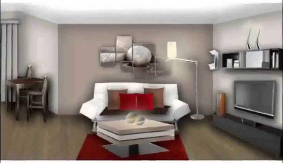 Decoration salon ancien beige - Design en image