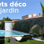 Objets de décoration jardin