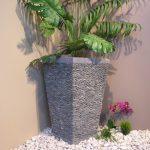 Pot décoration jardin pas cher
