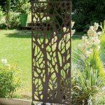Panneau de décoration jardin