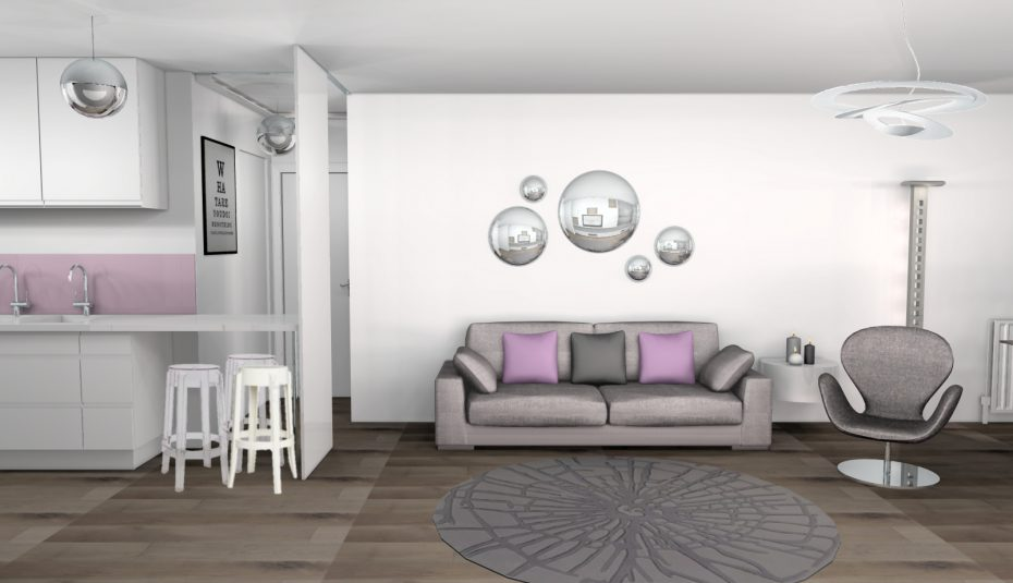 Deco Salon Violet Et Gris – Fashionsneakers.club