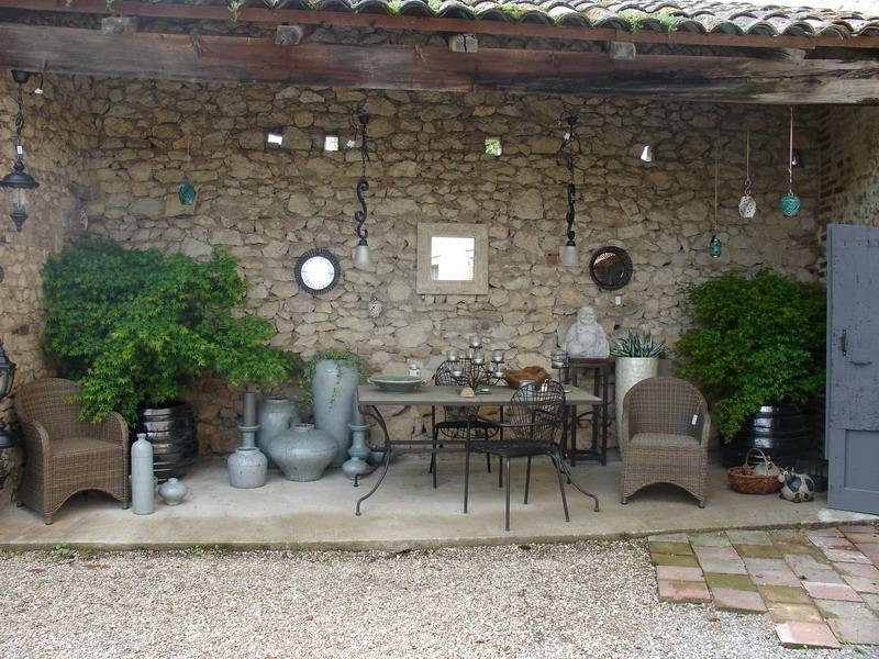 Decoration D Un Jardin Design En Image