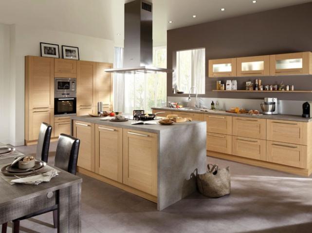 Decoration maison cuisine moderne - Design en image