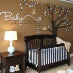 Decoration murale chambre bebe