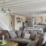 Décoration salon ambiance cosy