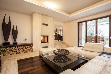 Décoration intérieur salon - Design en image