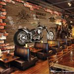 Moto decoration salon