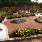 Jardin decoration extérieure
