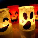 Décoration pour halloween fait maison