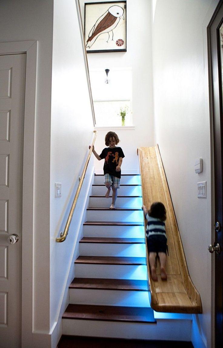 Décoration entrée de maison avec escalier - Design en image