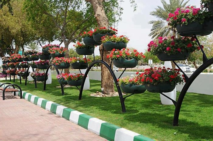 Pneu Decoration Jardin