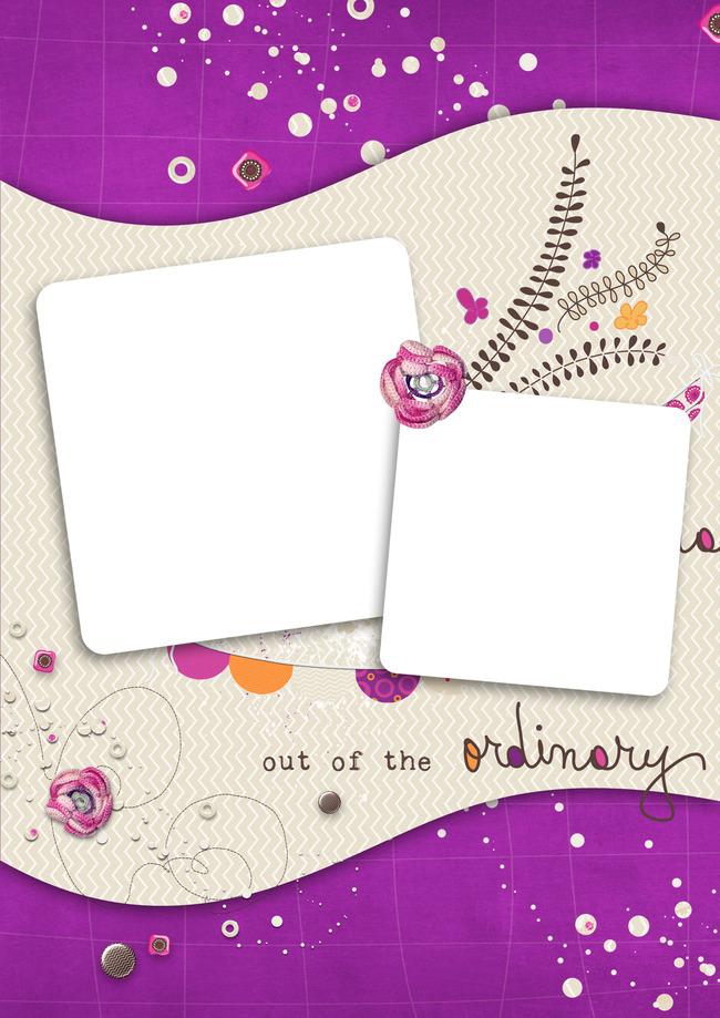 Decoration design for notebook