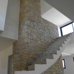 Escalier decoration interieur mur