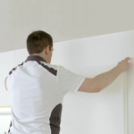 Decoration murale fibre de verre