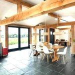 Decoration maison avec poutre apparente