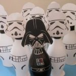 Decoration star wars fait maison