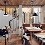 Décoration interieur restaurant